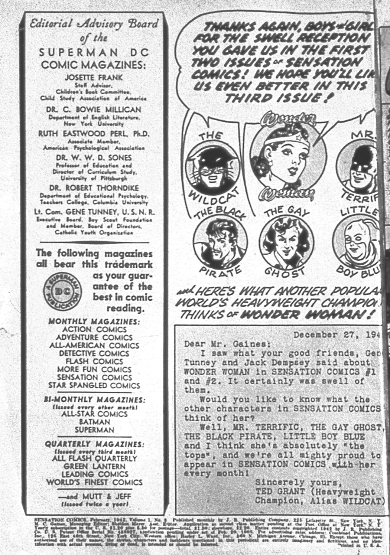 Read online Sensation (Mystery) Comics comic -  Issue #3 - 2