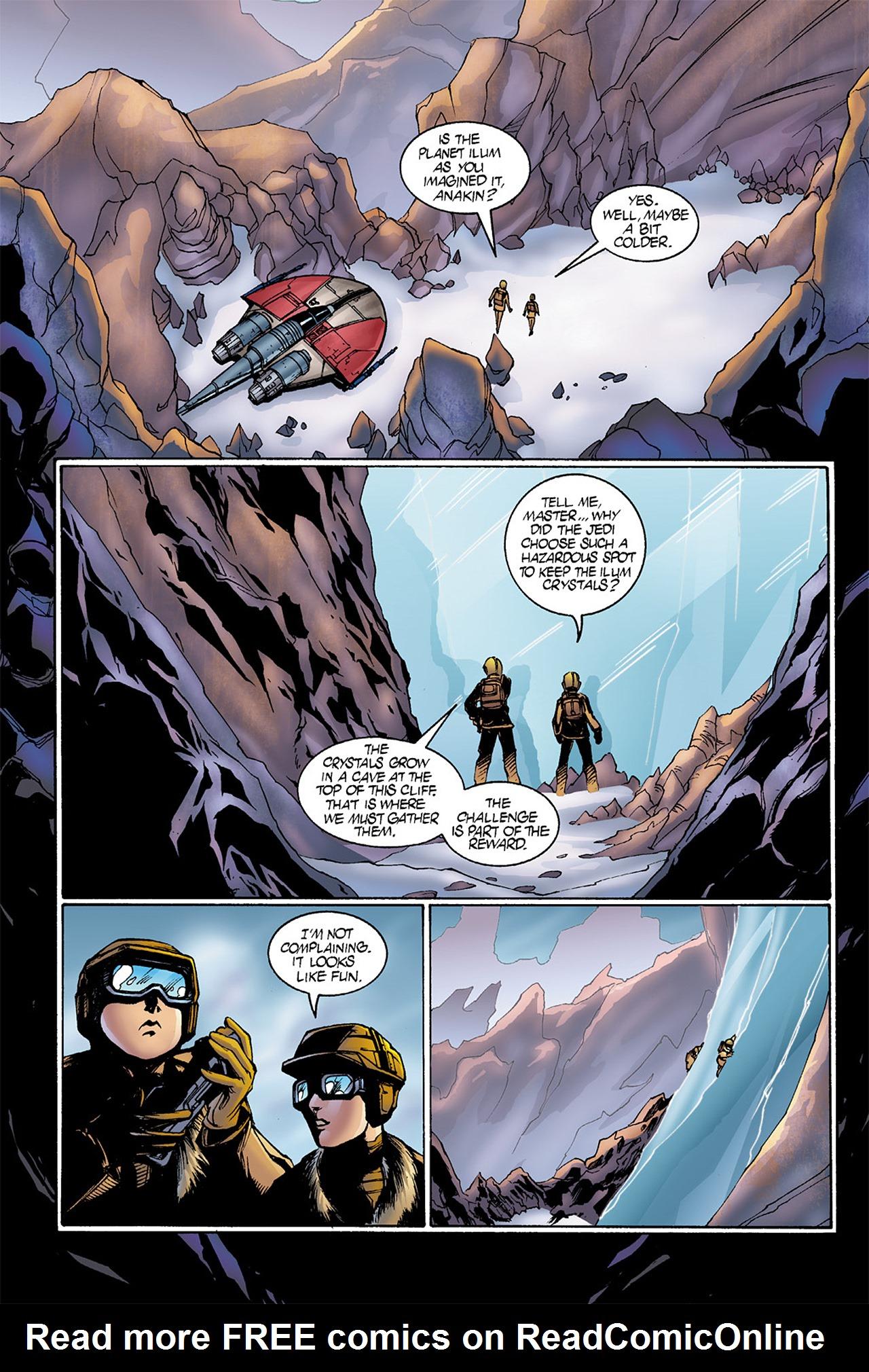 Read online Star Wars Omnibus comic -  Issue # Vol. 10 - 130