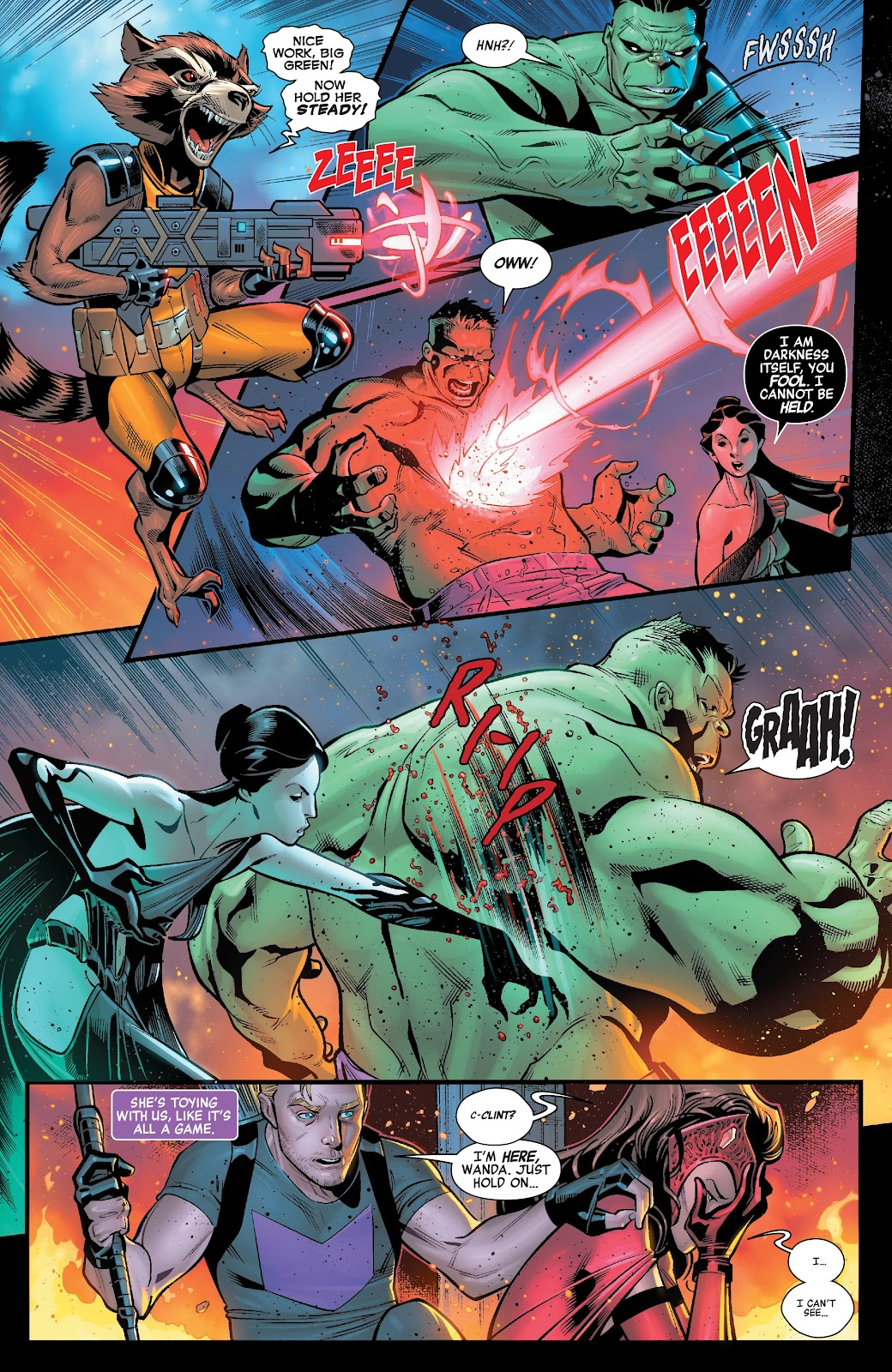 Read online Avengers No Road Home comic -  Issue #2 - 14