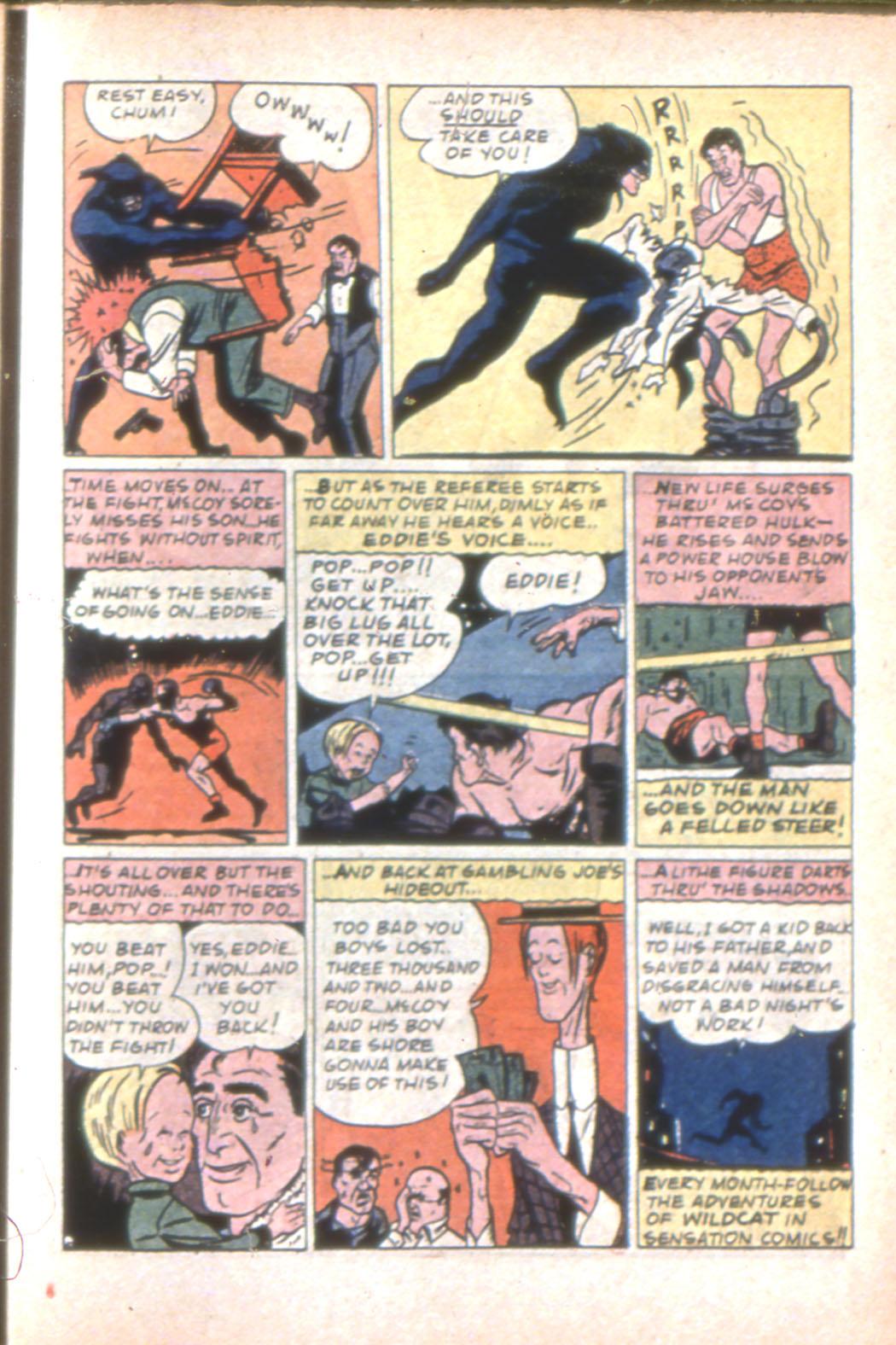 Read online Sensation (Mystery) Comics comic -  Issue #7 - 65