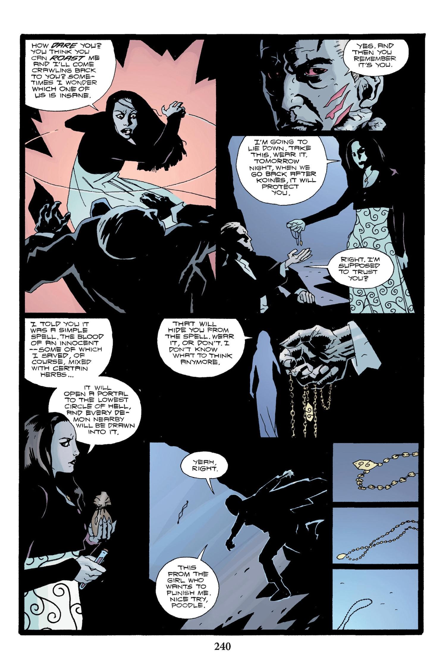 Read online Buffy the Vampire Slayer: Omnibus comic -  Issue # TPB 2 - 233
