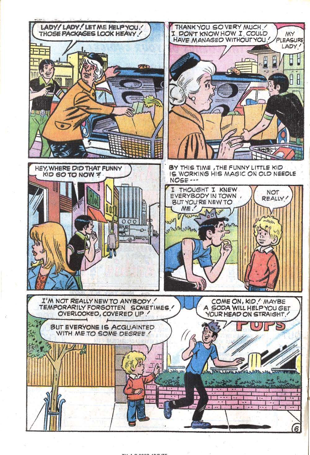 Read online Archie (1960) comic -  Issue #229 - 20