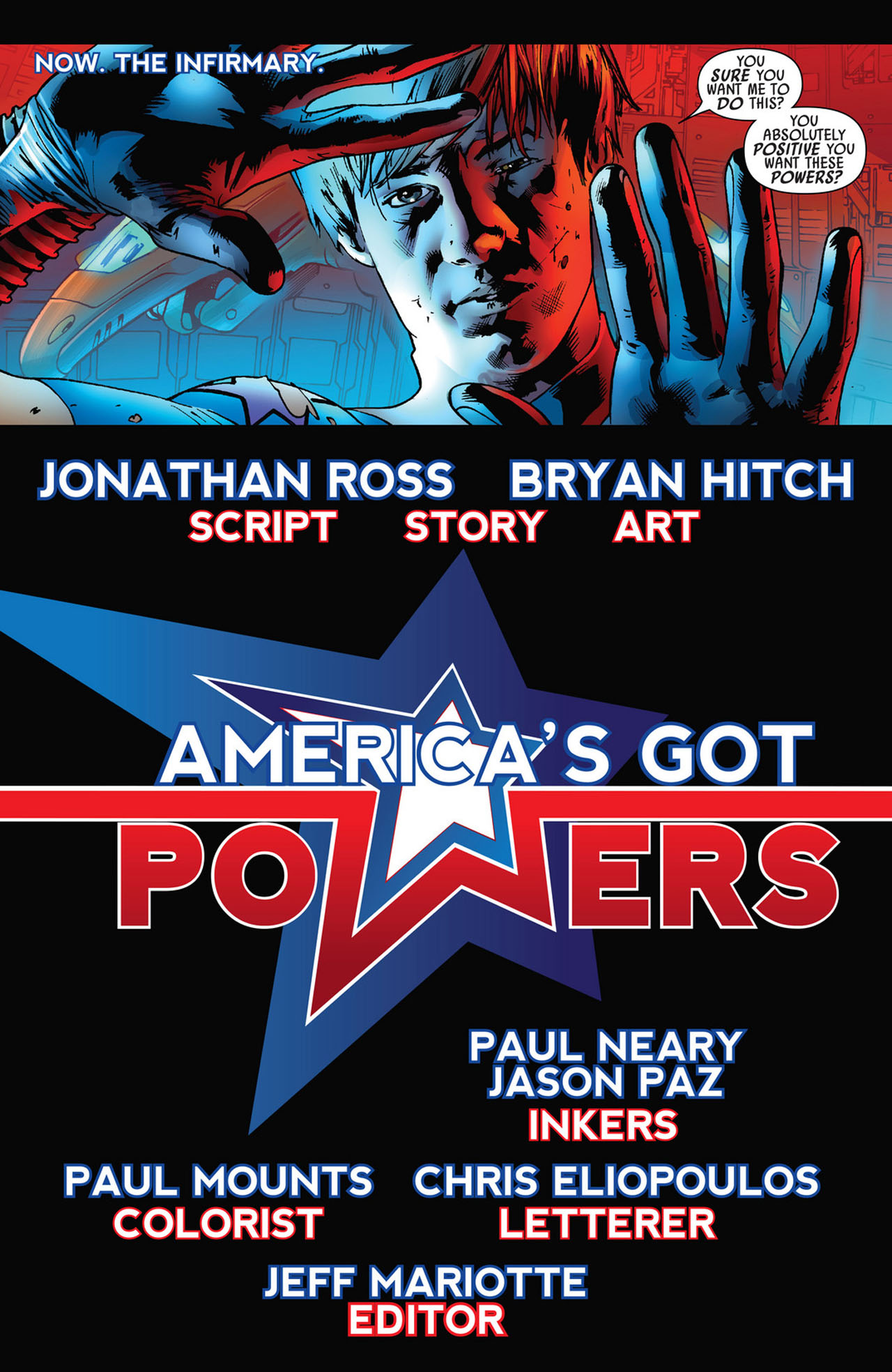 Read online America's Got Powers comic -  Issue #5 - 3
