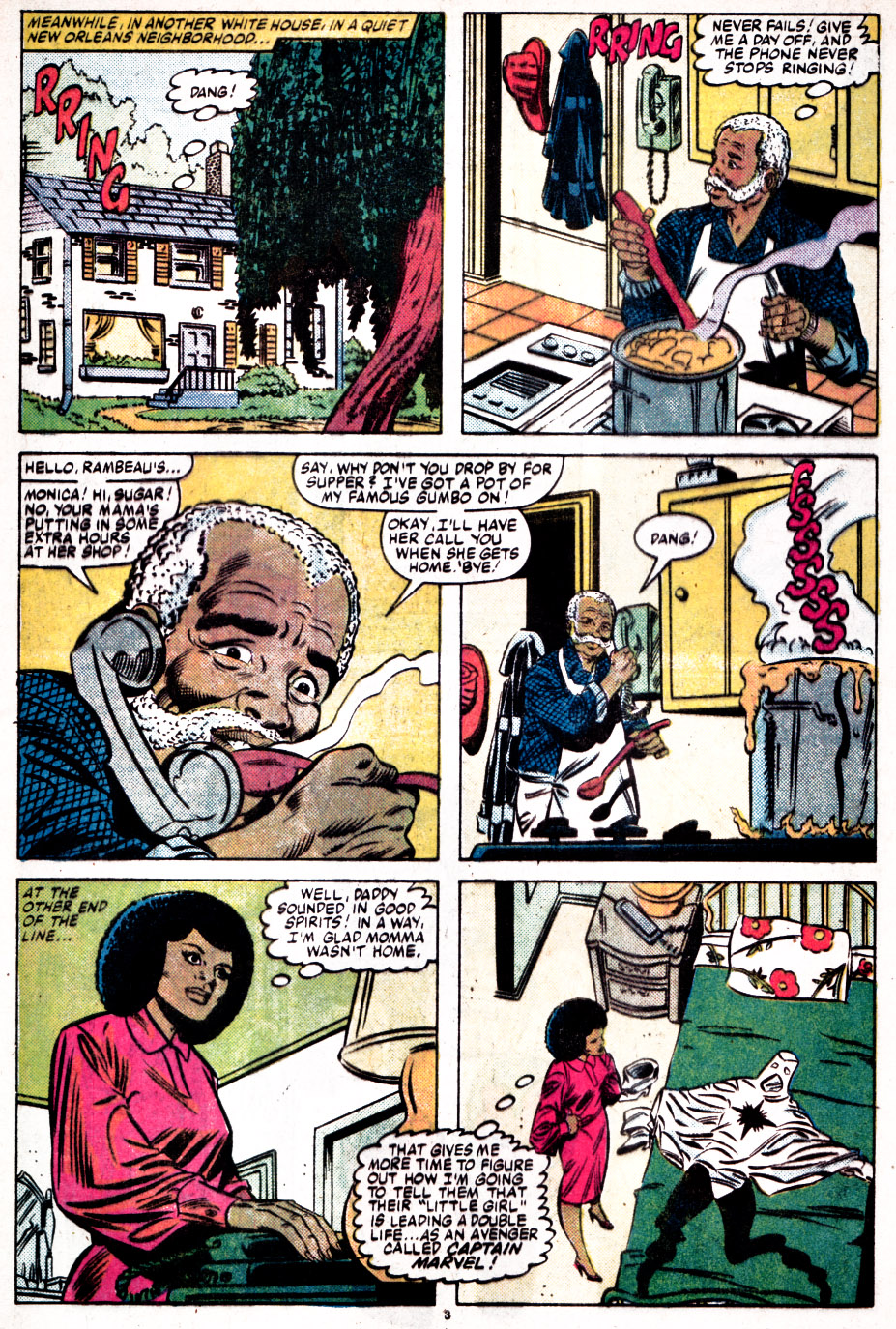 The Avengers (1963) 246 Page 3