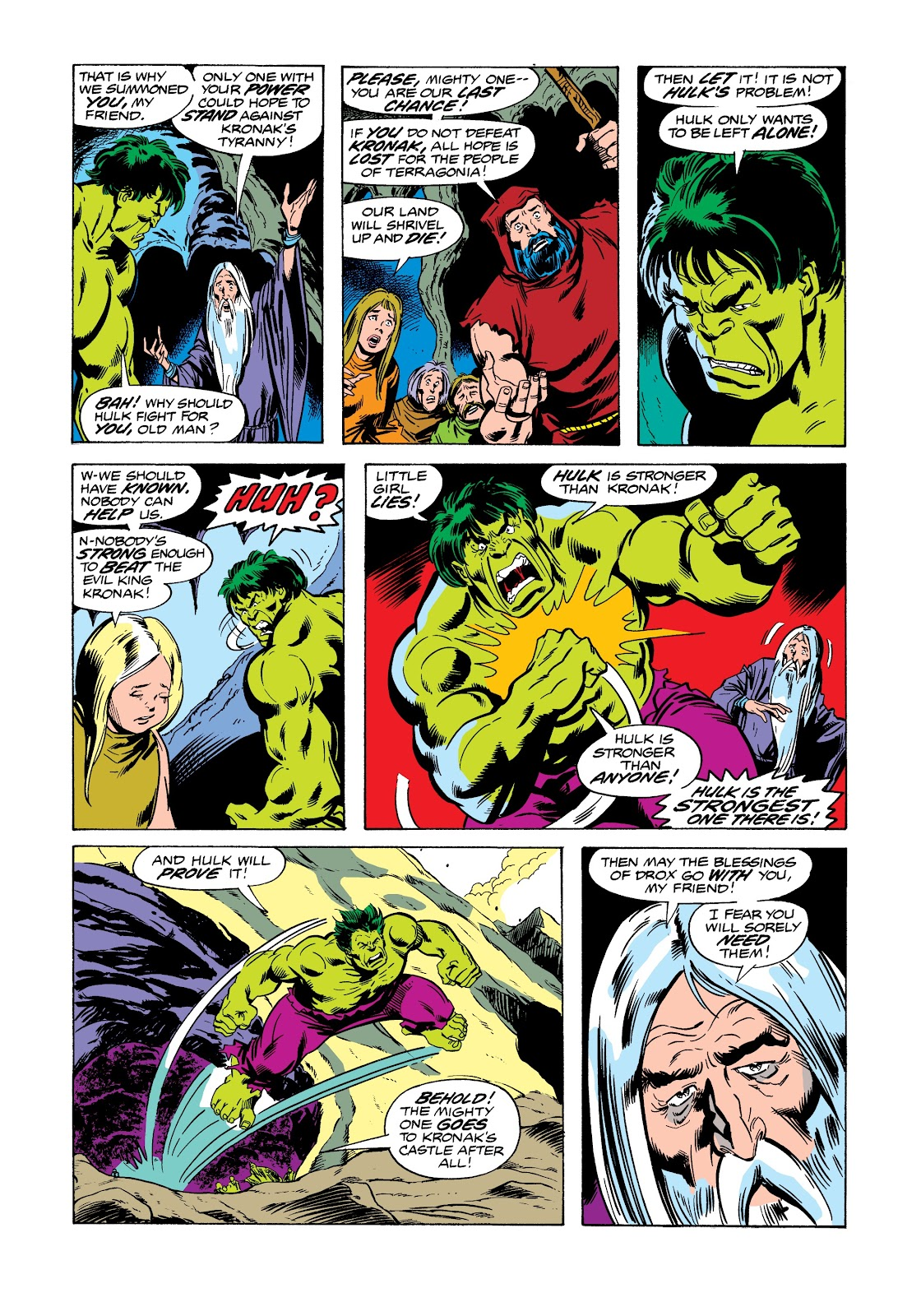 Read online Marvel Masterworks: The Incredible Hulk comic -  Issue # TPB 12 (Part 2) - 24