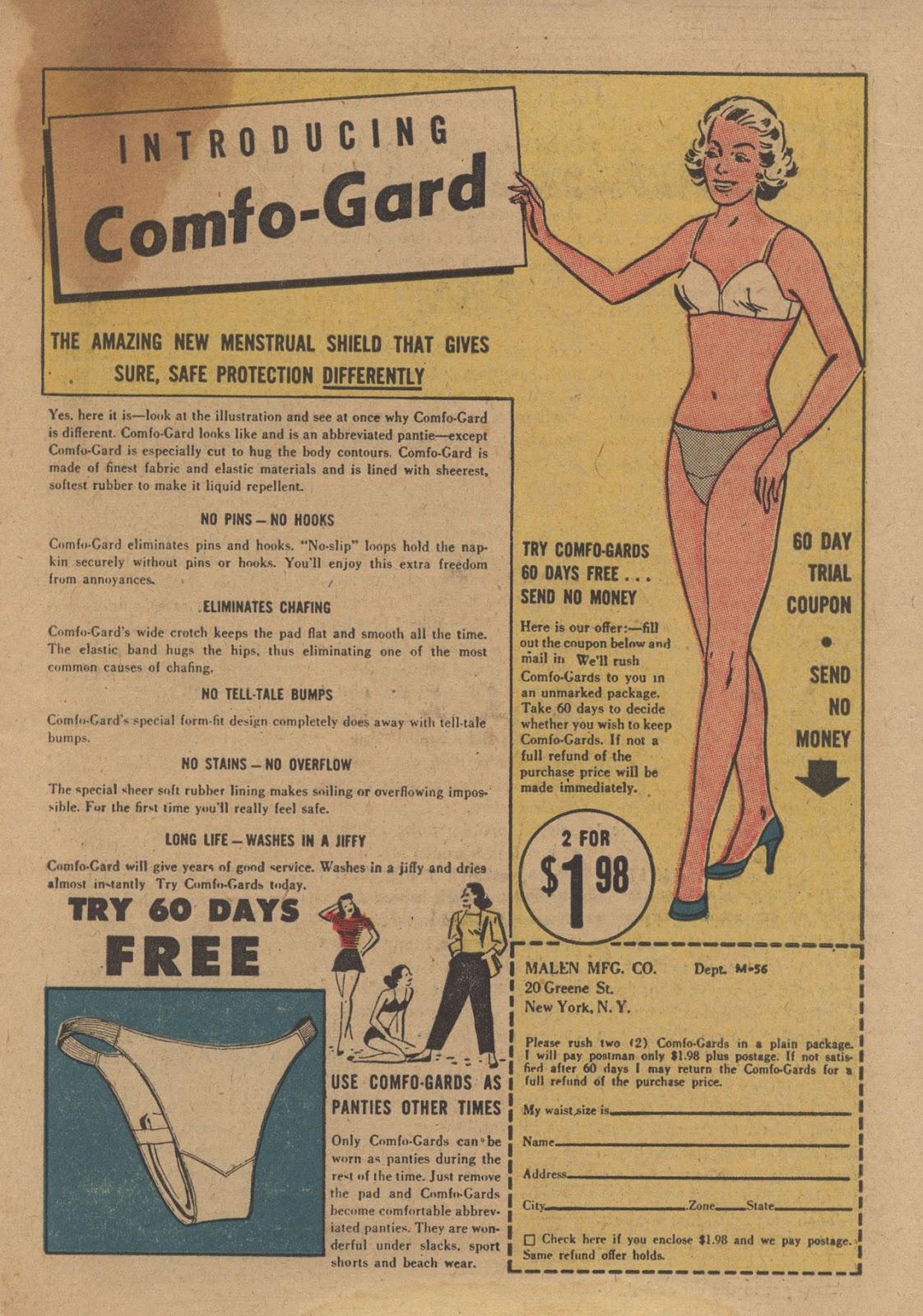 Love Romances (1949) issue 28 - Page 19