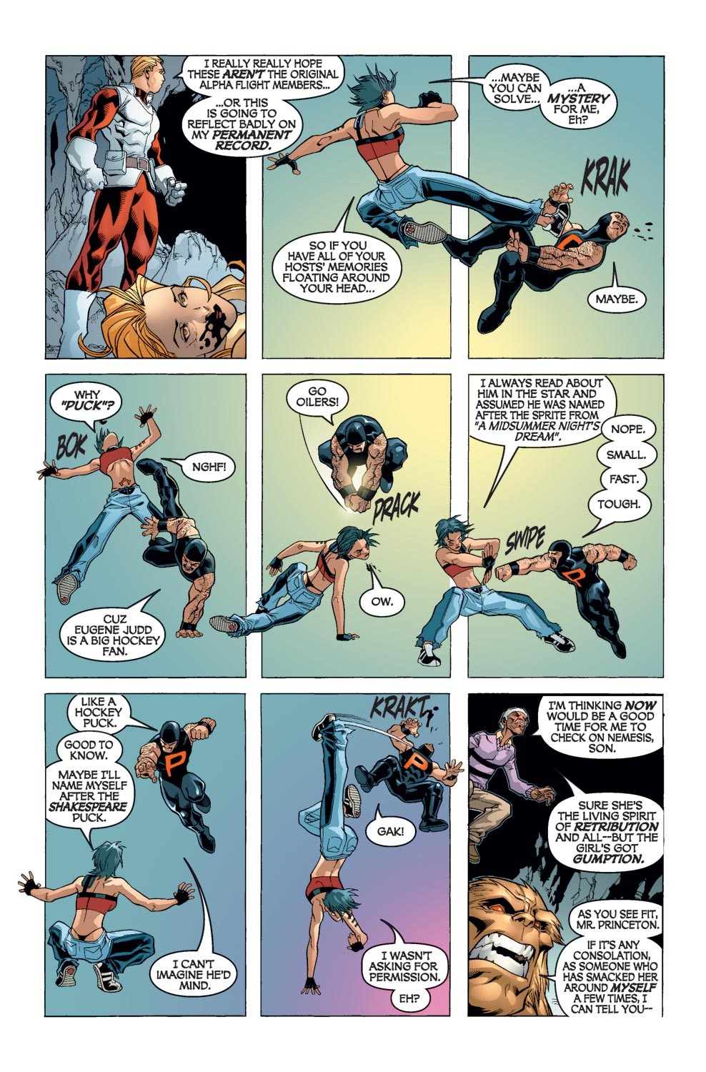 Alpha Flight (2004) issue 5 - Page 15