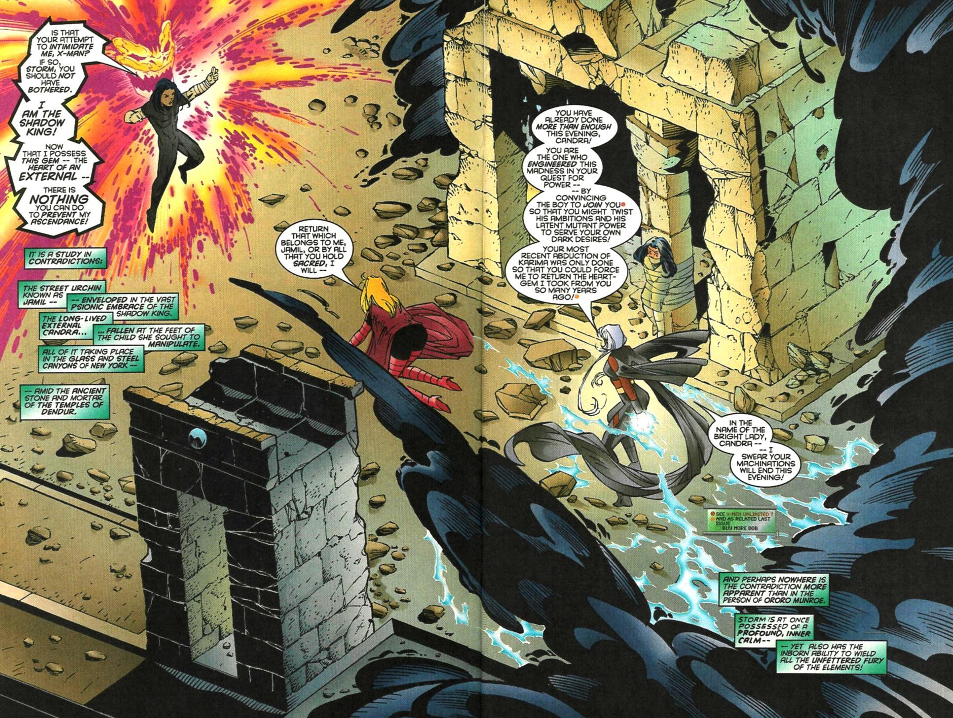 X-Men (1991) 61 Page 6