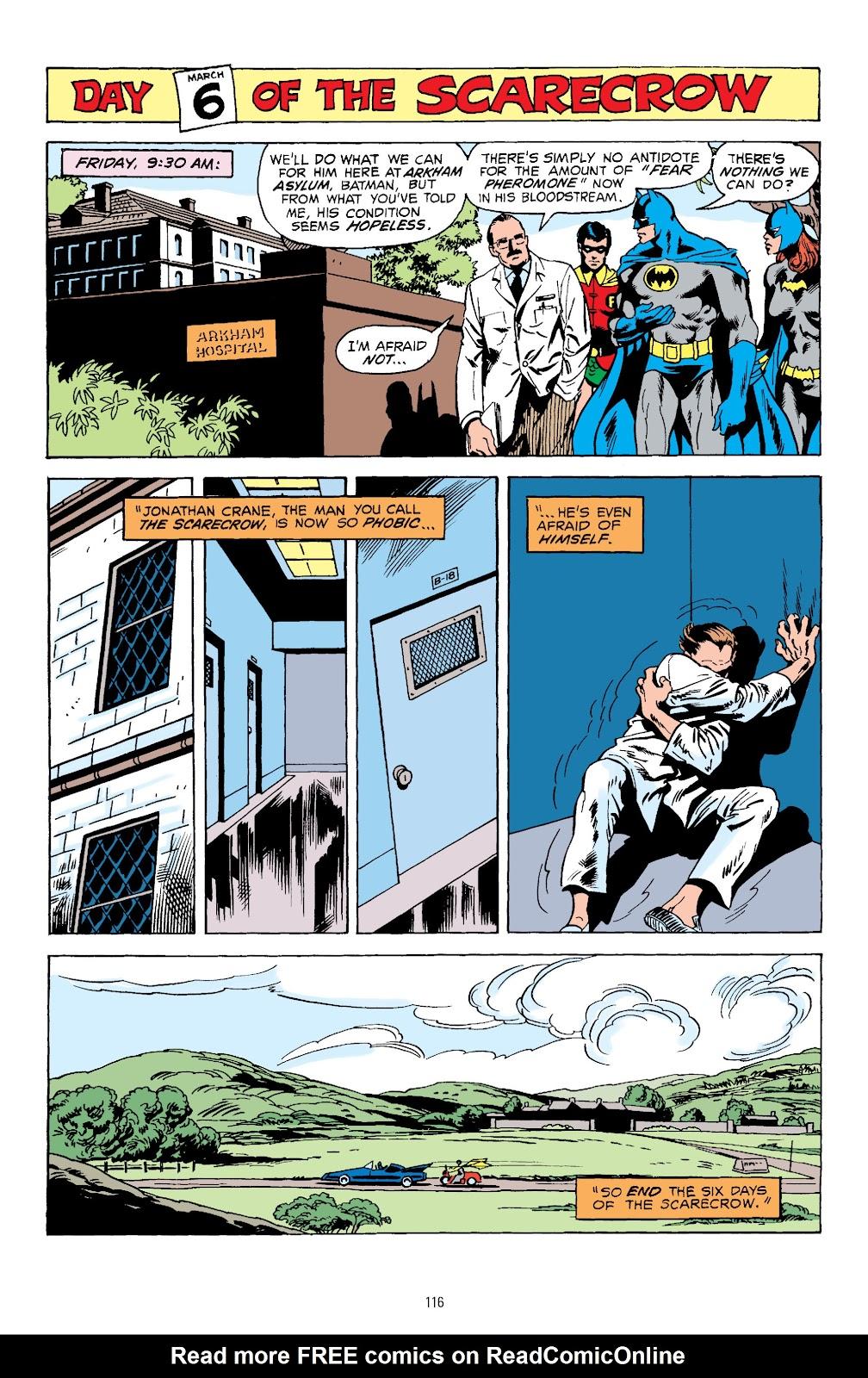 Read online Batman Arkham: Scarecrow comic -  Issue # TPB (Part 2) - 16