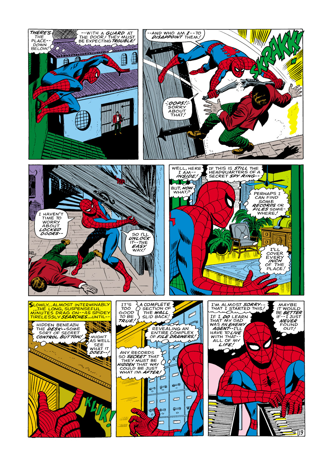 The Amazing Spider-Man (1963) _Annual_5 Page 19