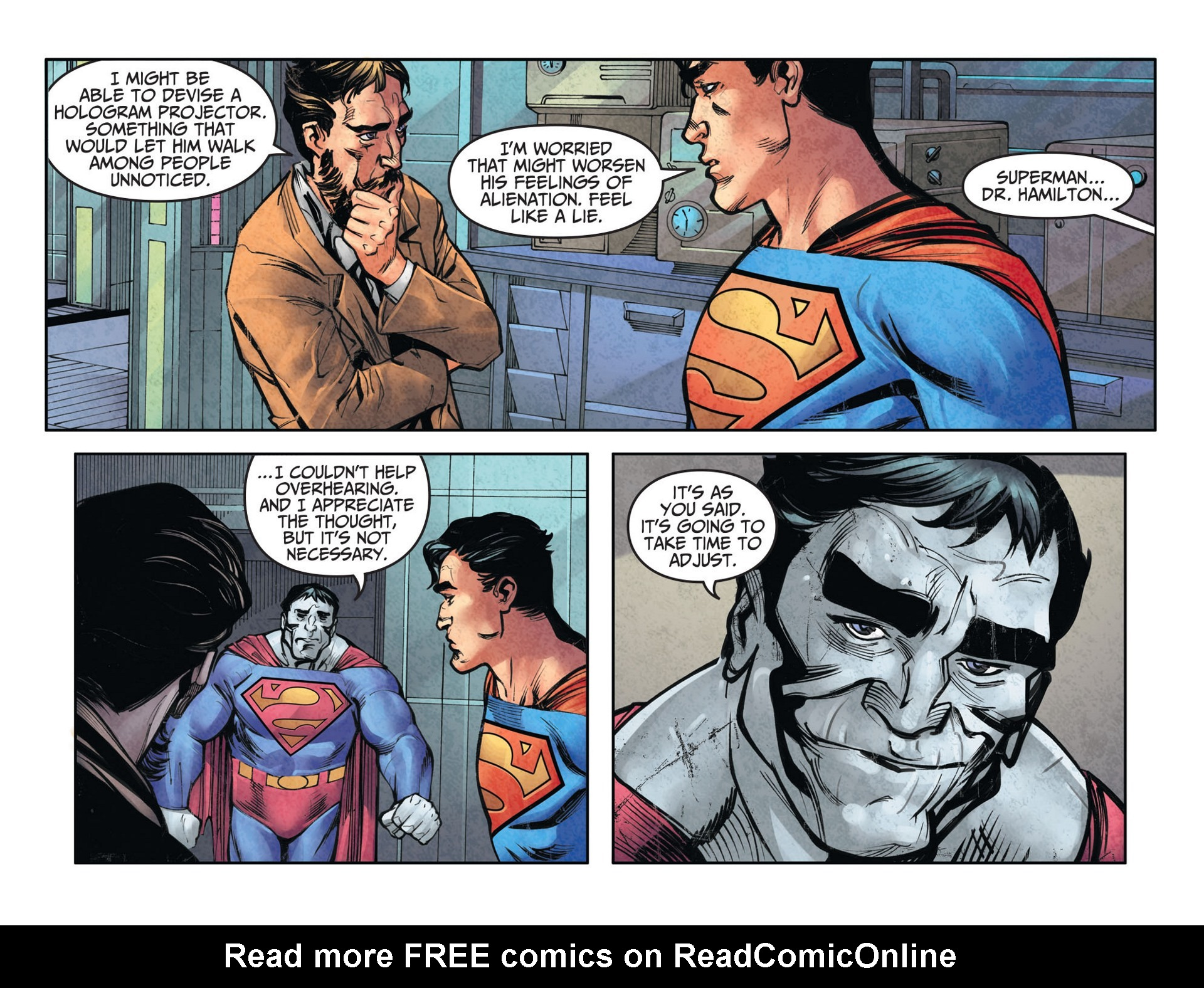 Read online Adventures of Superman [I] comic -  Issue #26 - 20
