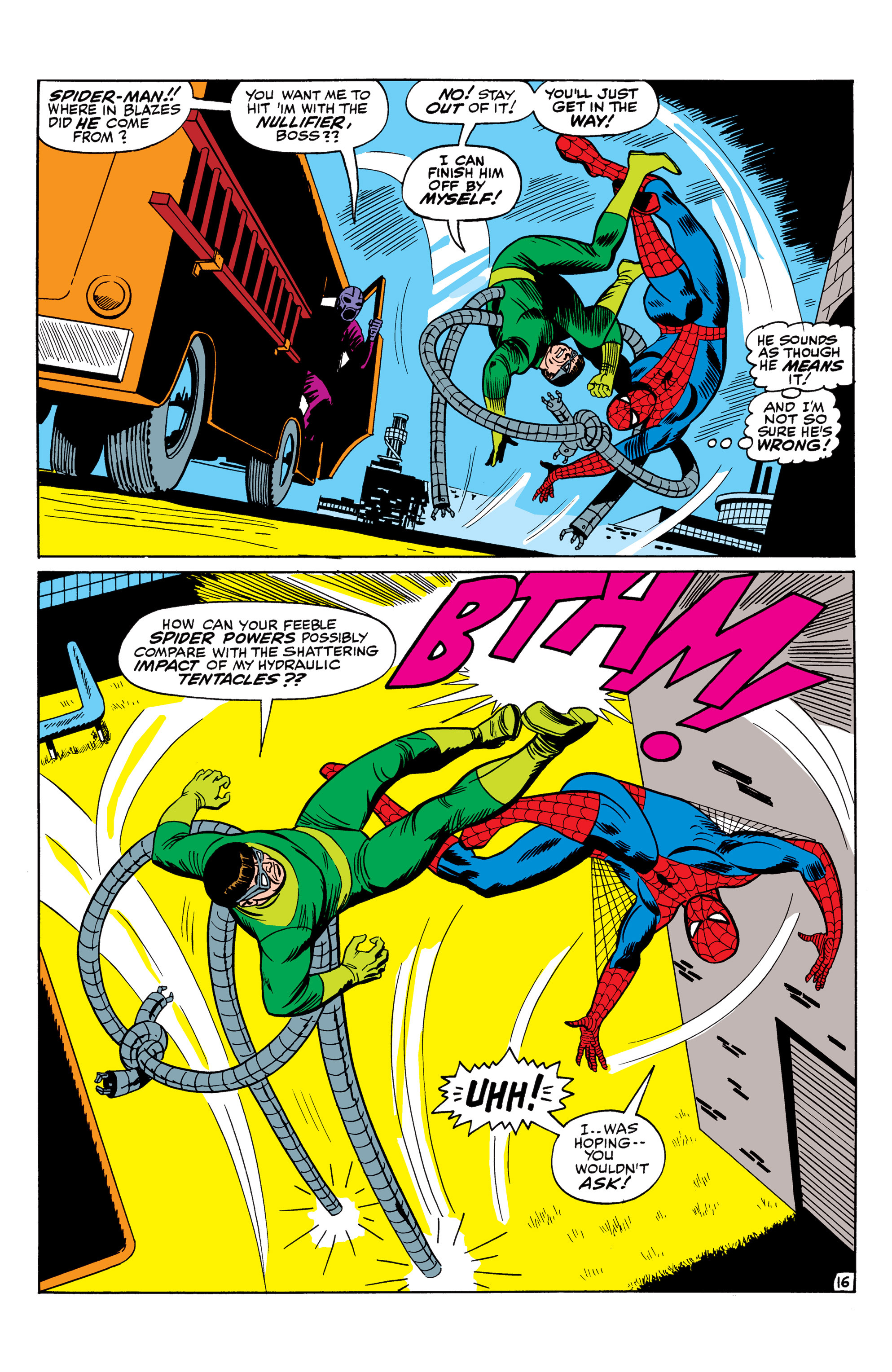 The Amazing Spider-Man (1963) 55 Page 16