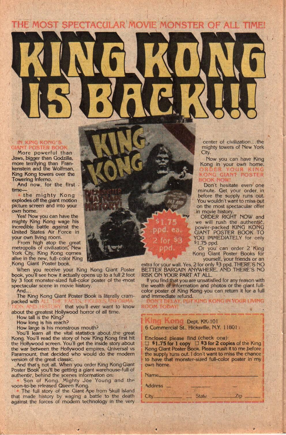 Read online Shazam! (1973) comic -  Issue #29 - 24