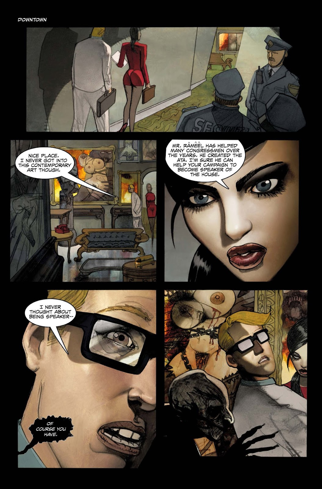 13 Coins issue TPB - Page 60
