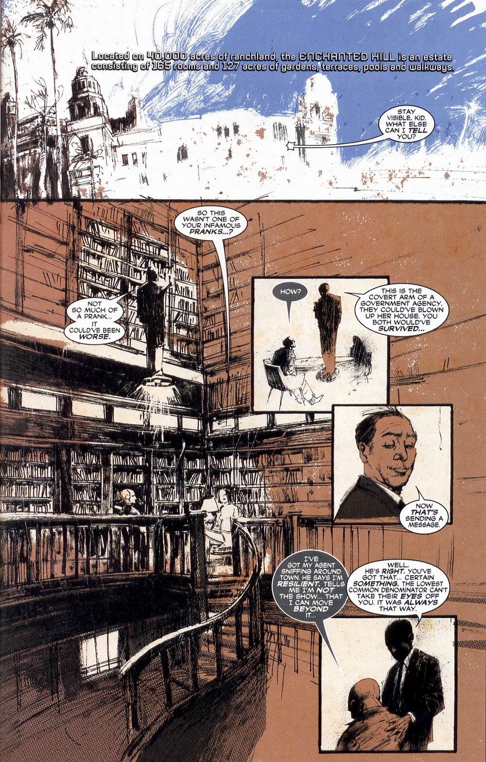 Read online Automatic Kafka comic -  Issue #6 - 20