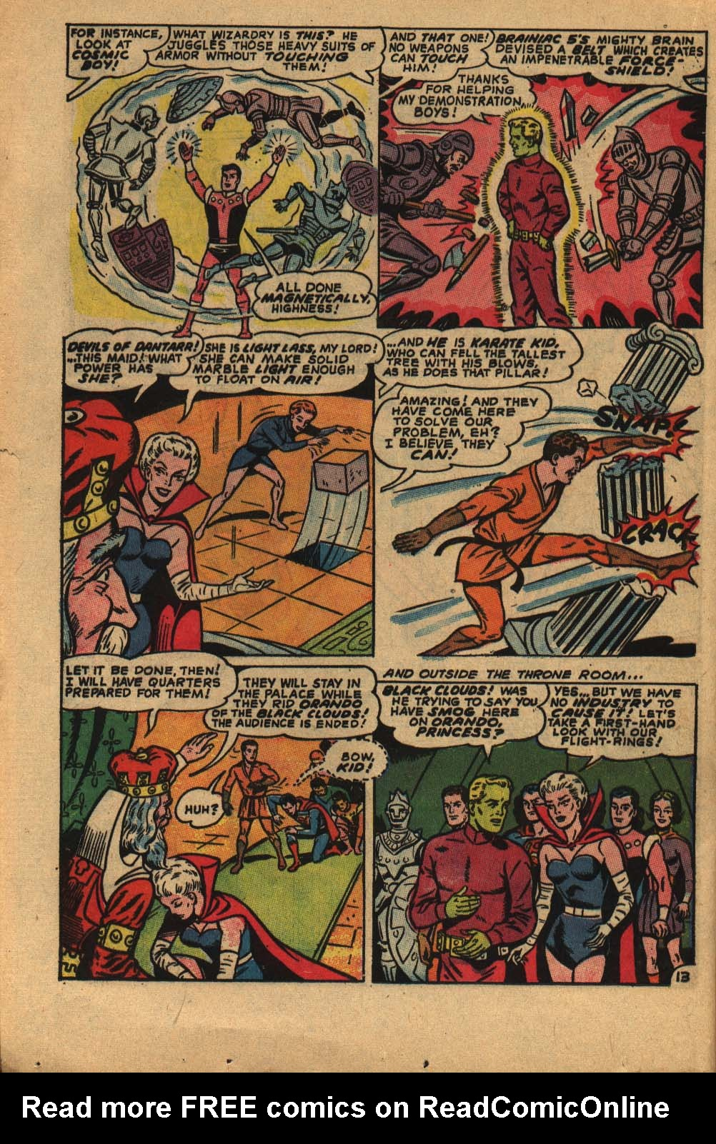 Read online Adventure Comics (1938) comic -  Issue #362 - 20