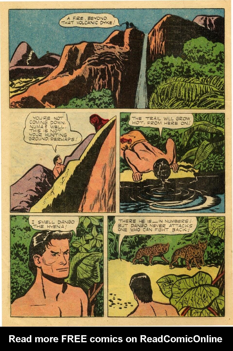 Tarzan (1948) issue 72 - Page 8