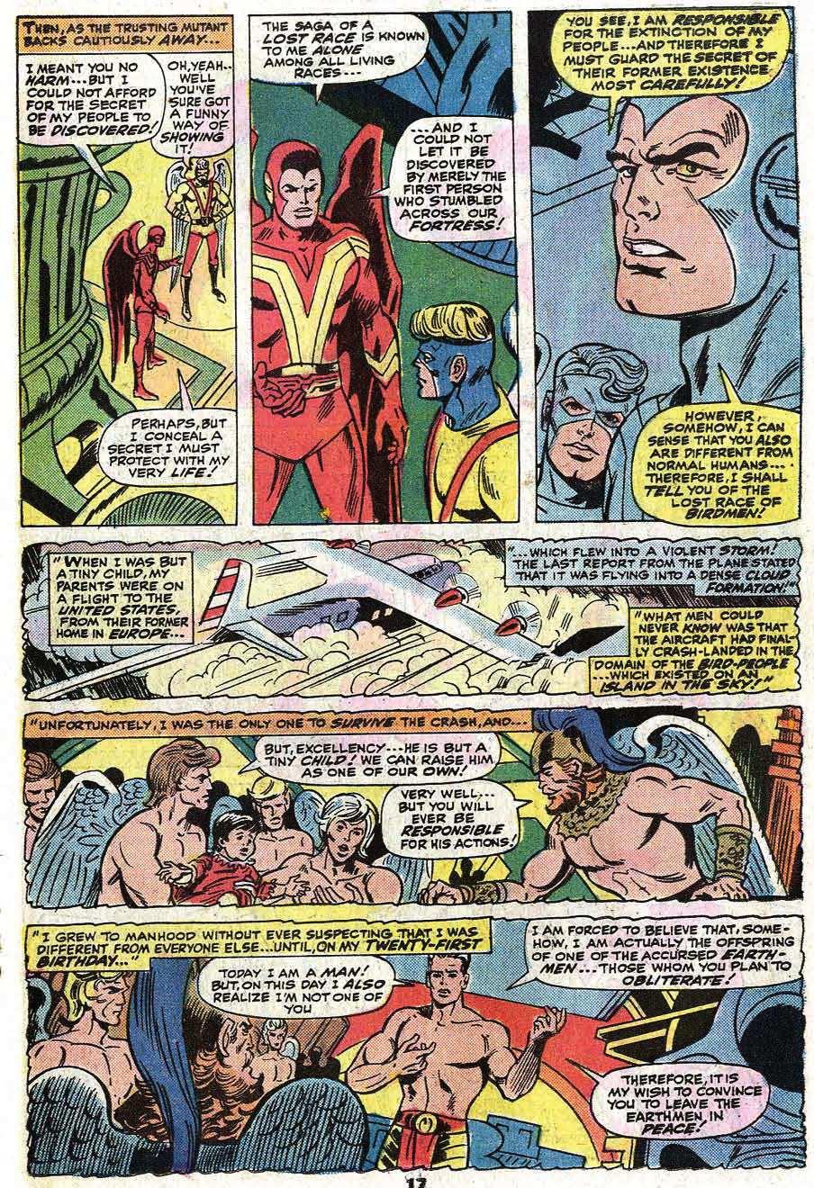 Read online Uncanny X-Men (1963) comic -  Issue #92 - 18