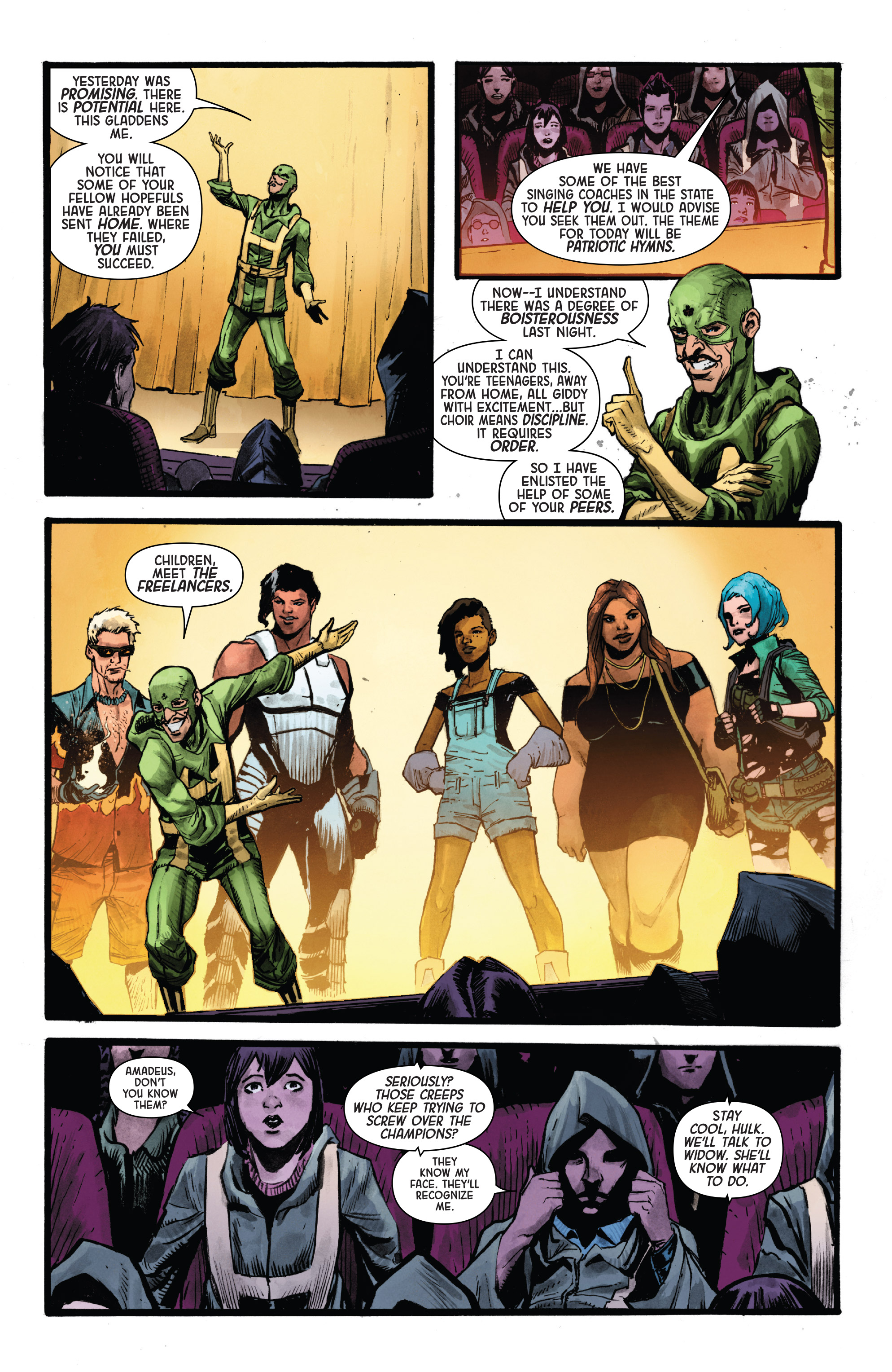 Read online Secret Empire: Uprising comic -  Issue # Full - 13