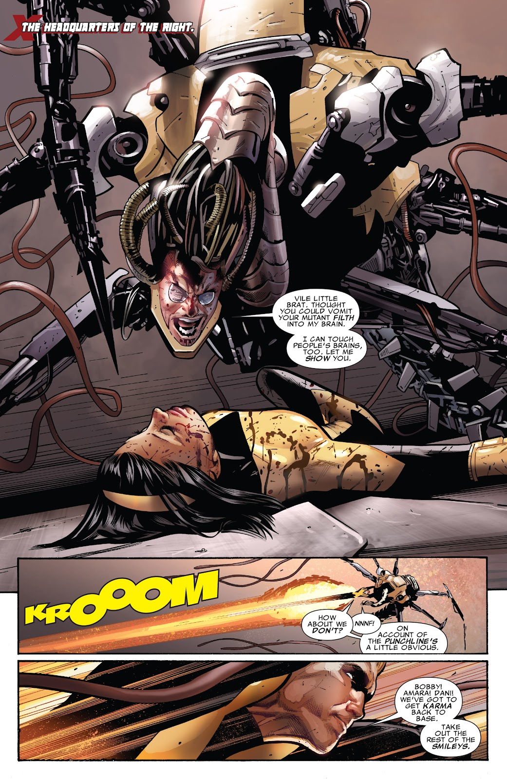 Read online X-Men: Second Coming comic -  Issue # _TPB (Part 1) - 91
