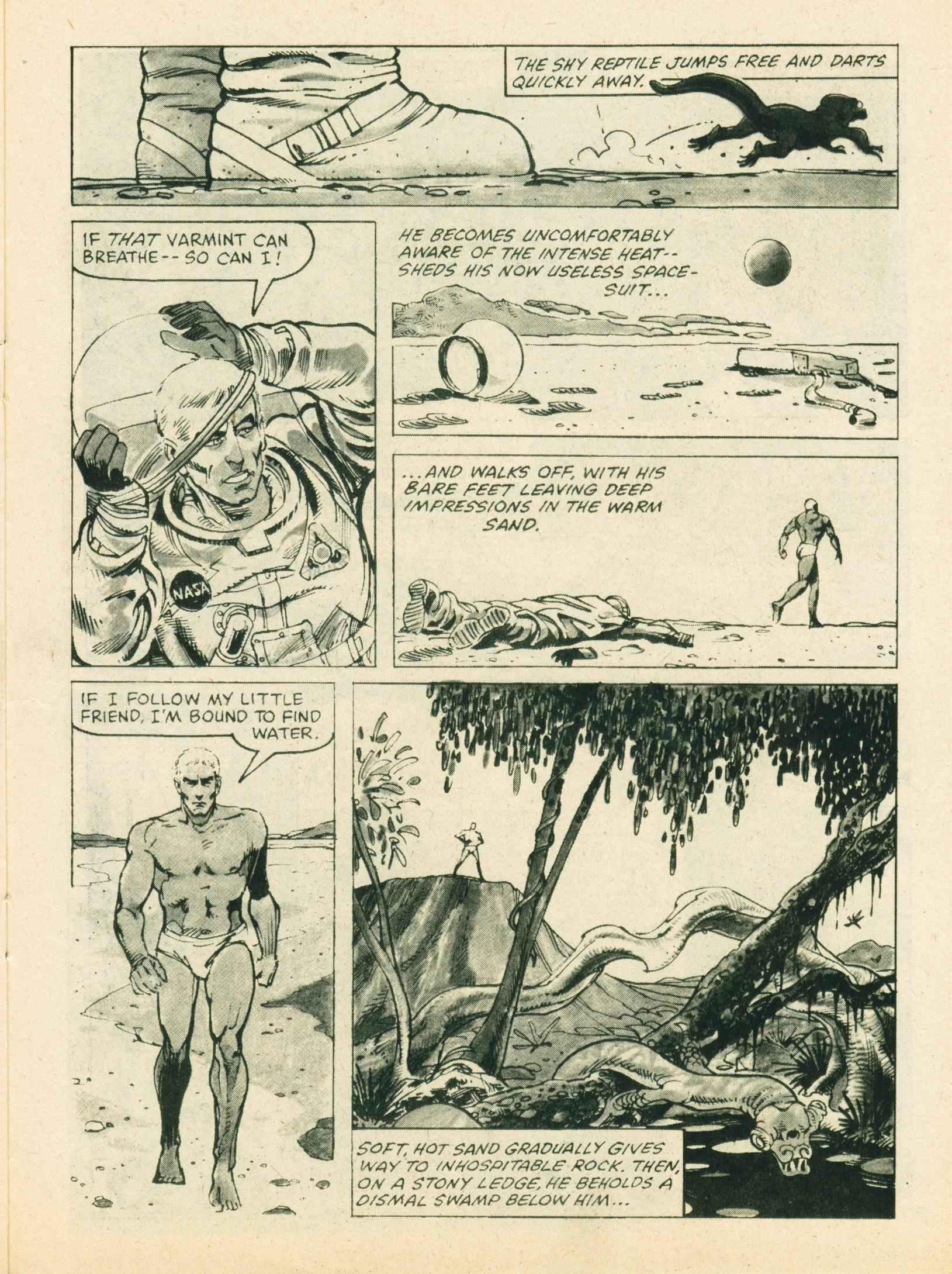 Read online Future Tense comic -  Issue #8 - 21