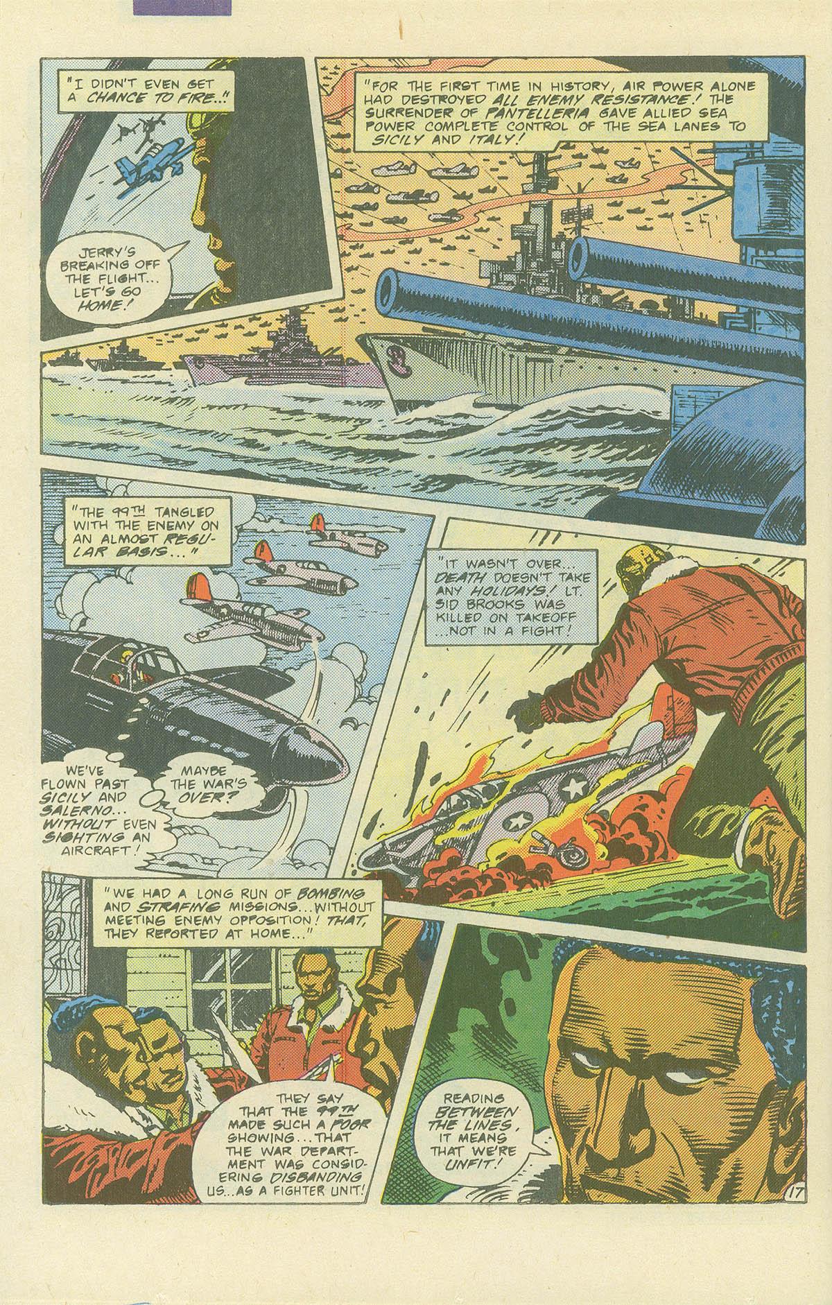 Read online Sgt. Rock comic -  Issue #405 - 23