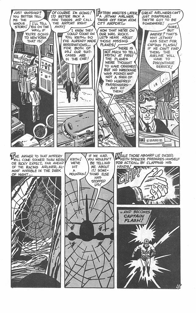 Read online Golden-Age Men of Mystery comic -  Issue #3 - 11