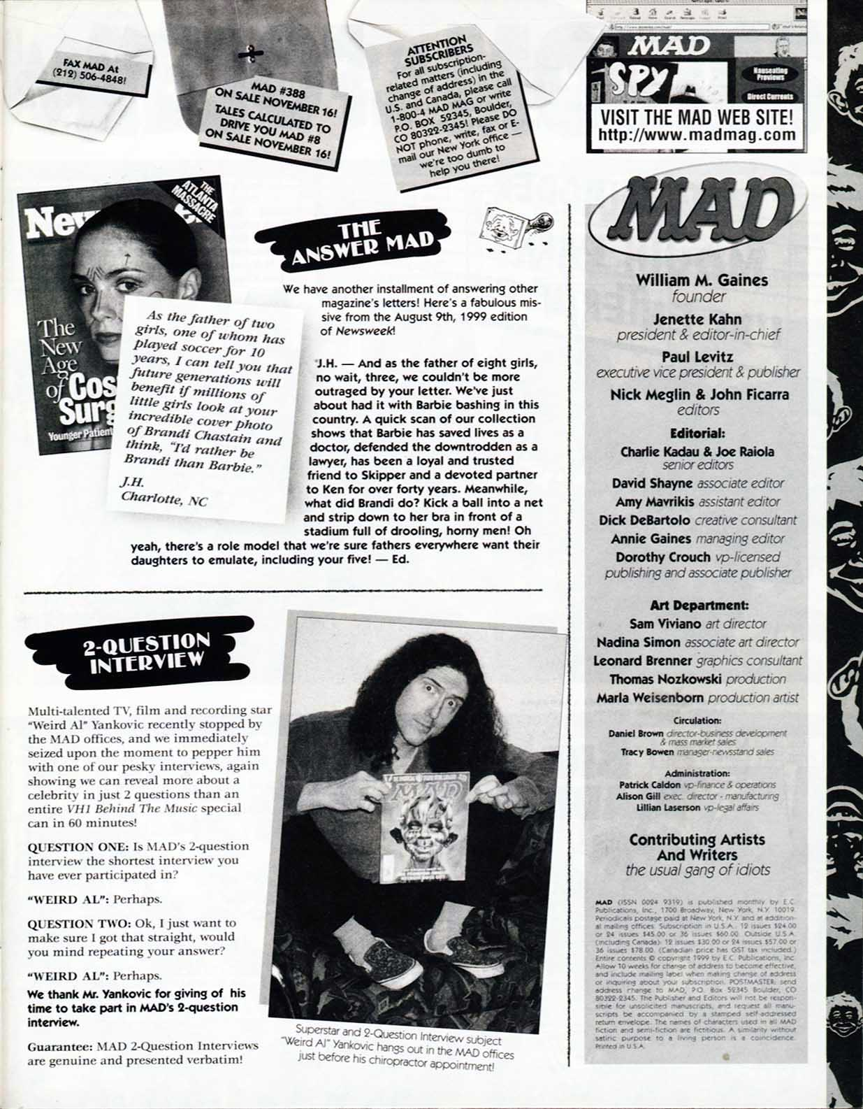 MAD issue 387 - Page 7