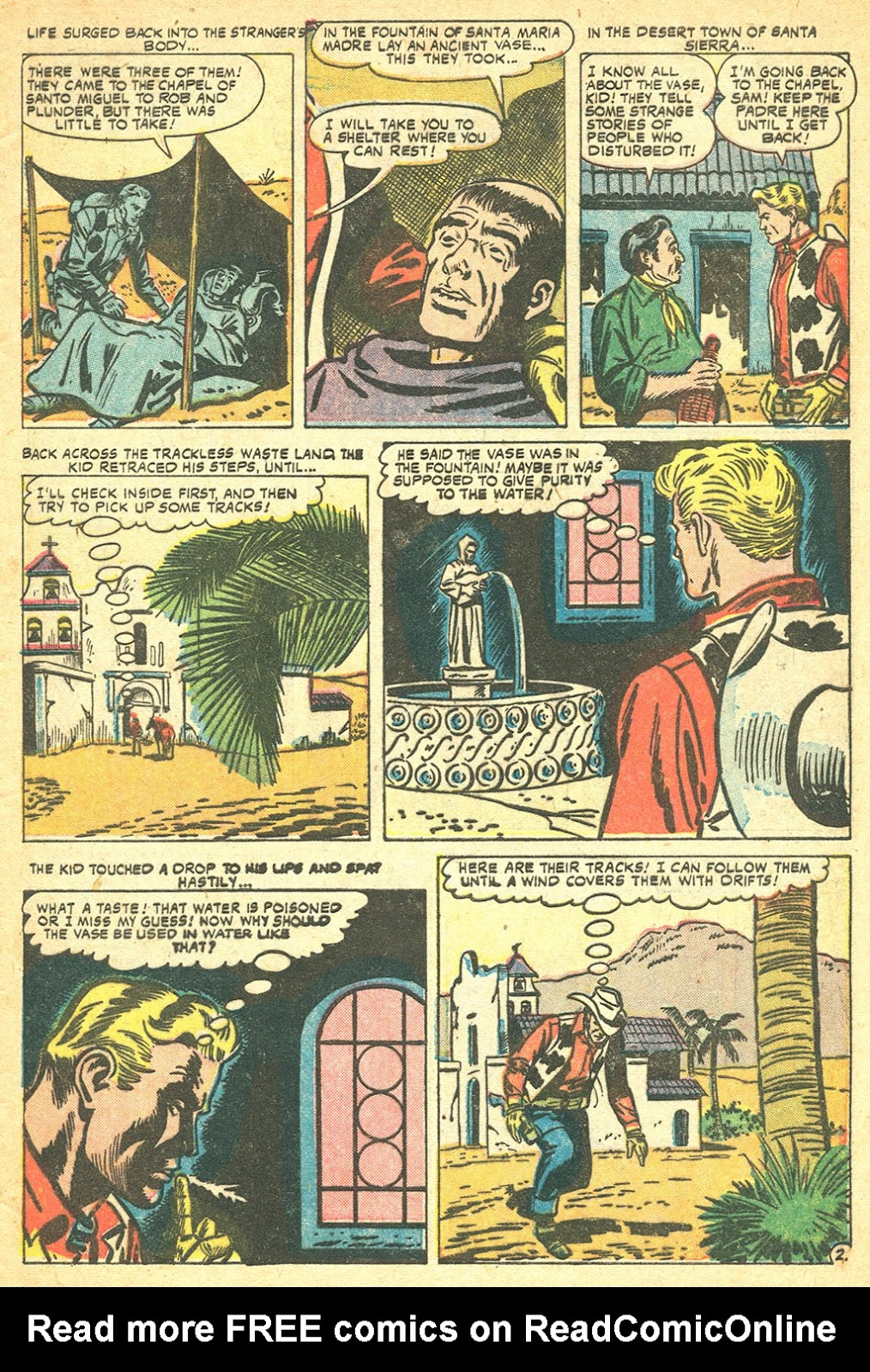 Kid Colt Outlaw issue 60 - Page 29