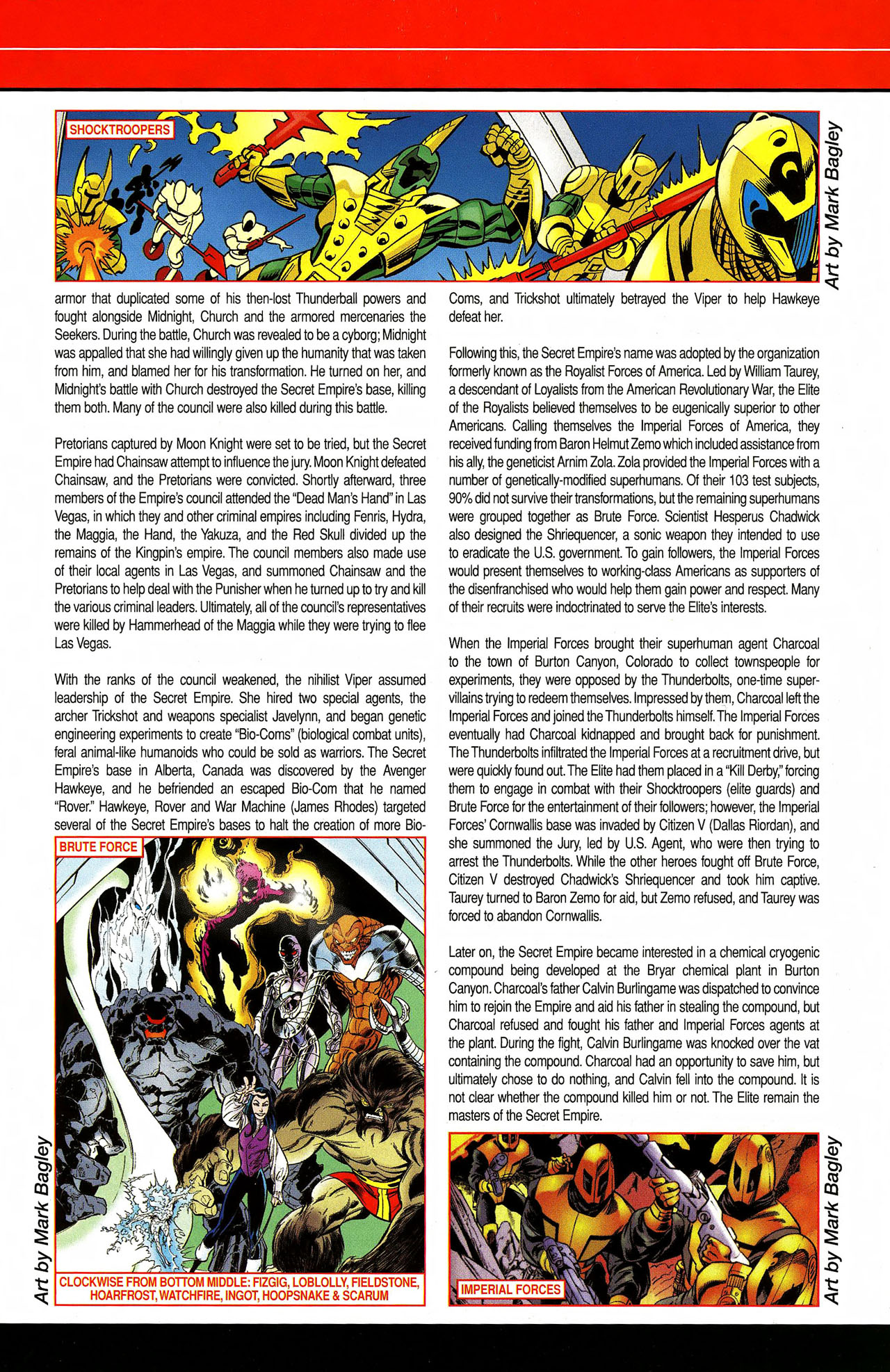 Read online All-New Official Handbook of the Marvel Universe A to Z comic -  Issue #9 - 55
