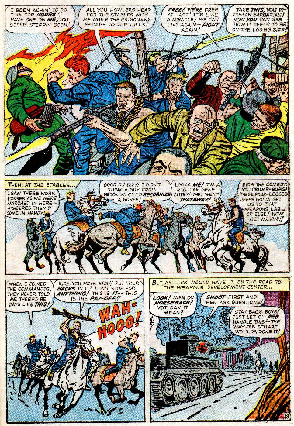 Read online Sgt. Fury comic -  Issue #2 - 23