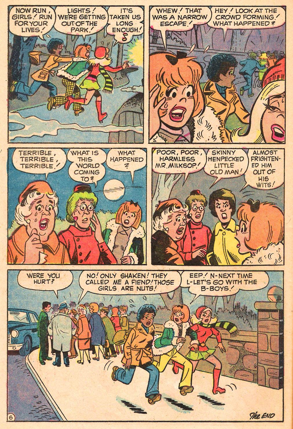 Read online She's Josie comic -  Issue #69 - 39