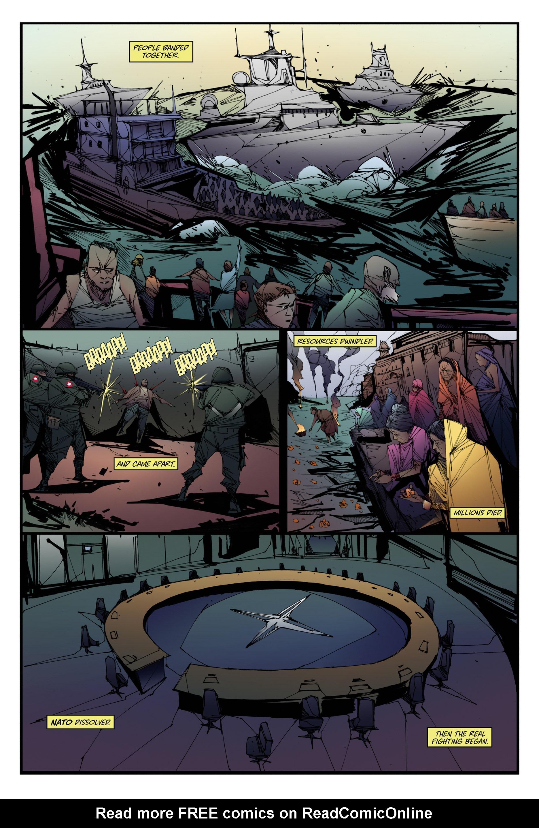 Read online Scrimshaw comic -  Issue #1 - 6