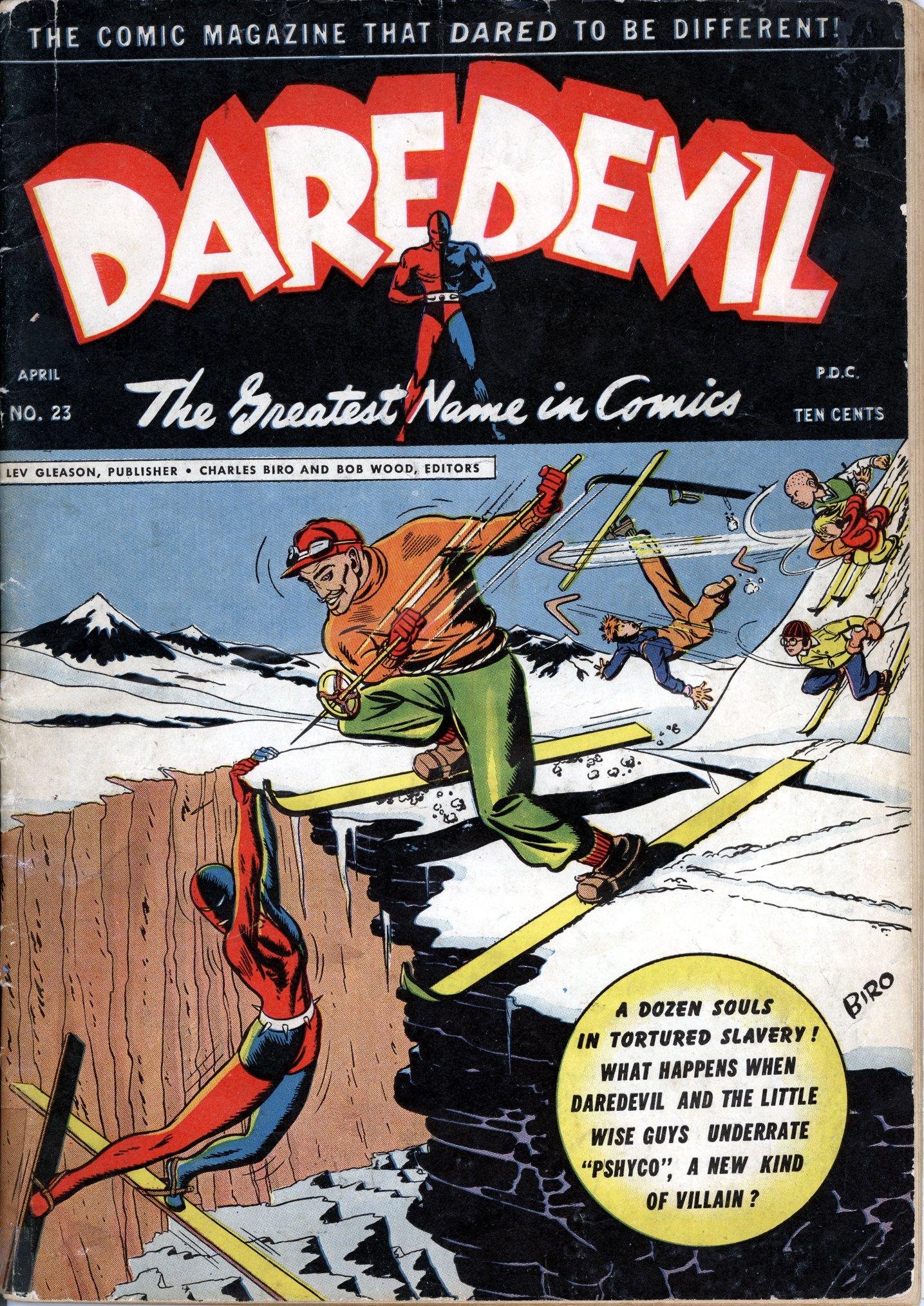 Daredevil (1941) 23 Page 1