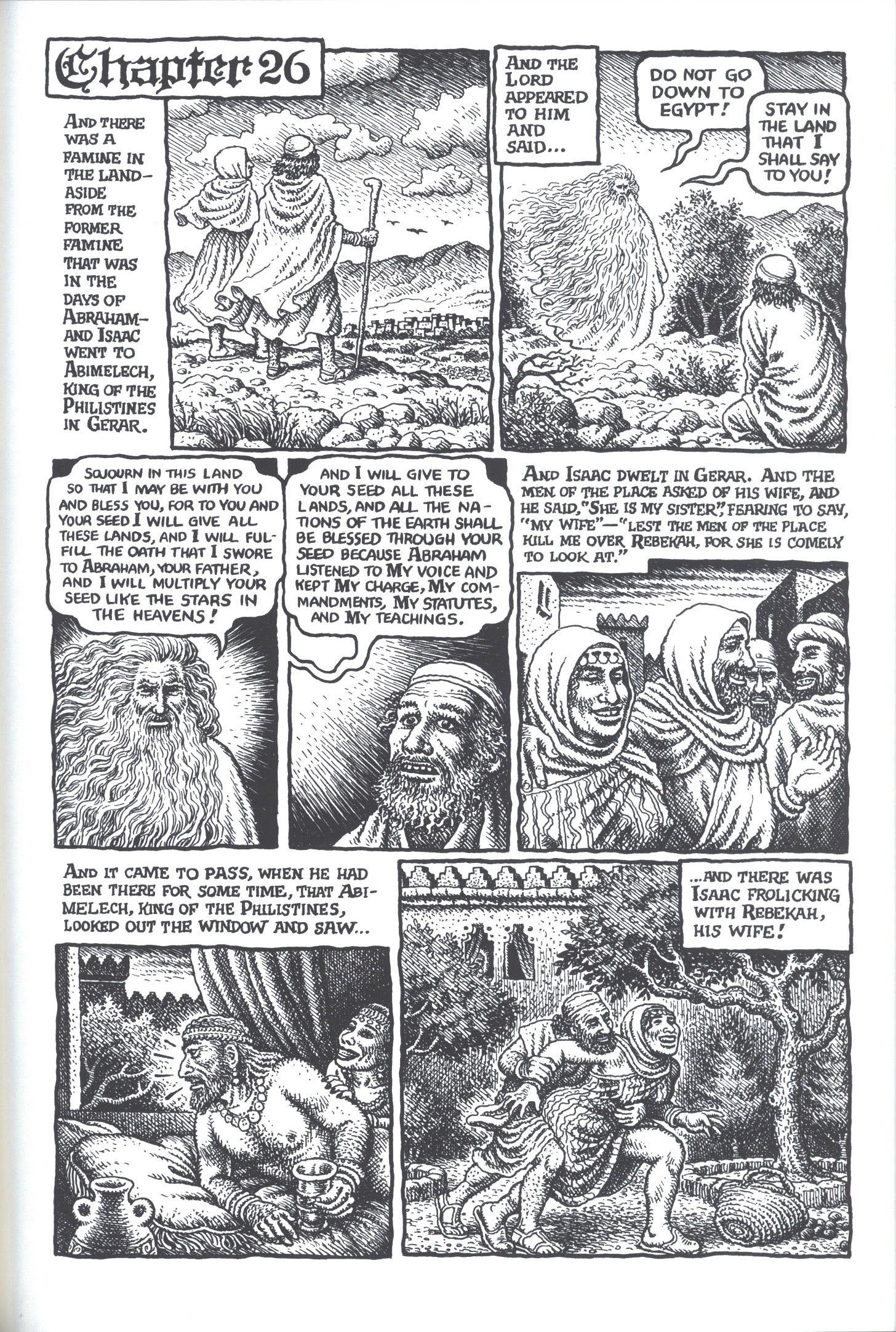 The Book of Genesis Illustrated TPB_(Part_2) Page 2