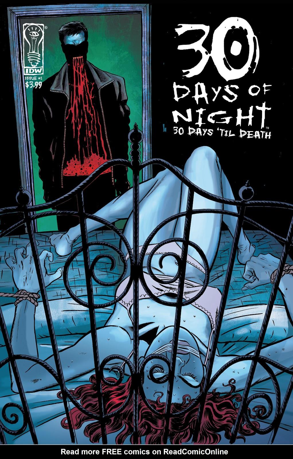 30 Days of Night: 30 Days 'til Death issue 1 - Page 1