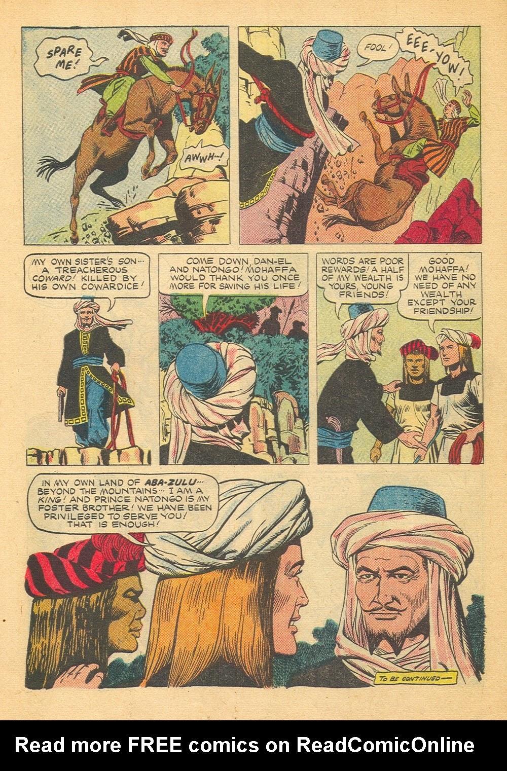 Tarzan (1948) issue 60 - Page 34