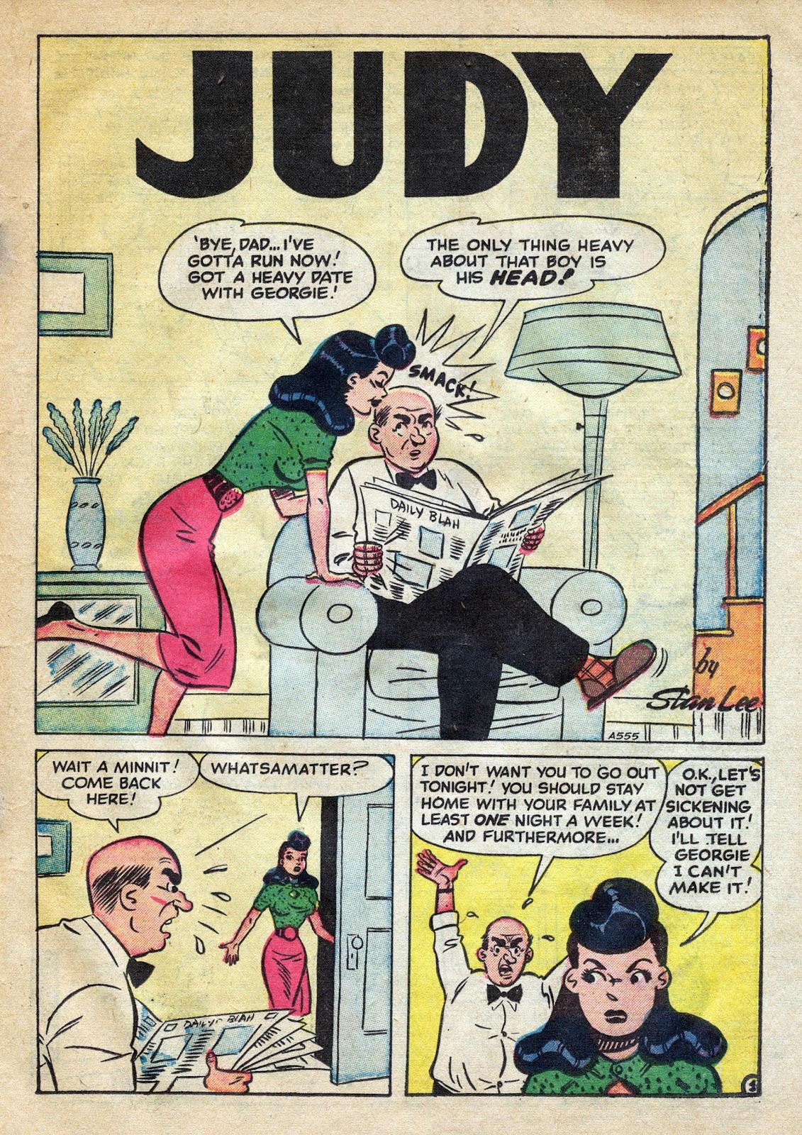 Georgie Comics (1949) issue 39 - Page 19