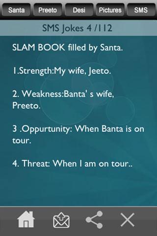 Jokes in Punjabi Santa Banta For Facebook Language With Funny and
