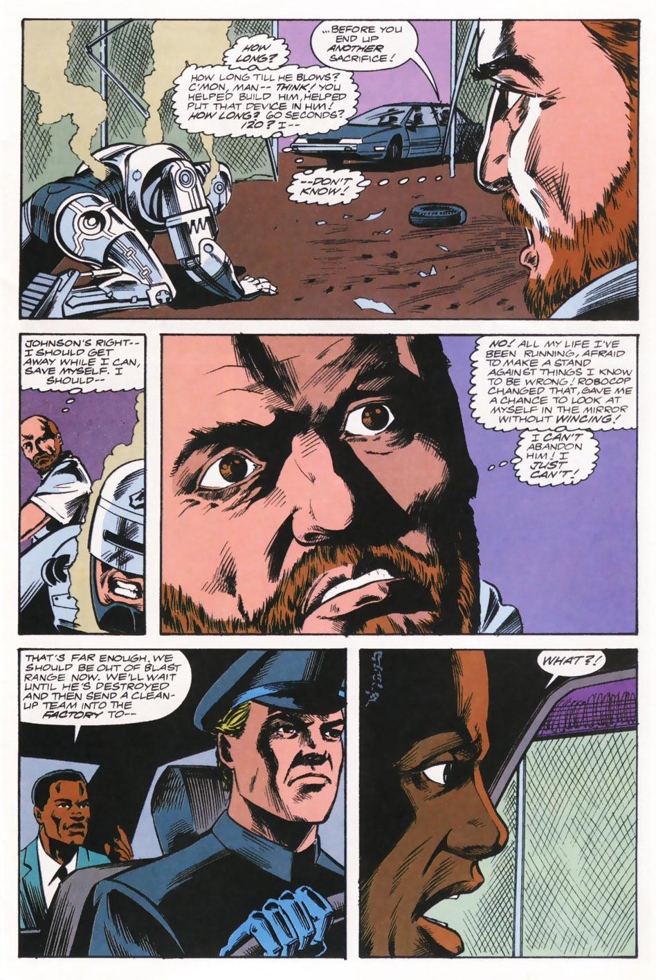 Read online Robocop (1990) comic -  Issue #15 - 4