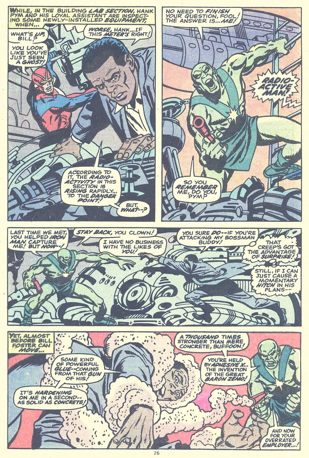 Marvel Triple Action (1972) issue 47 - Page 28