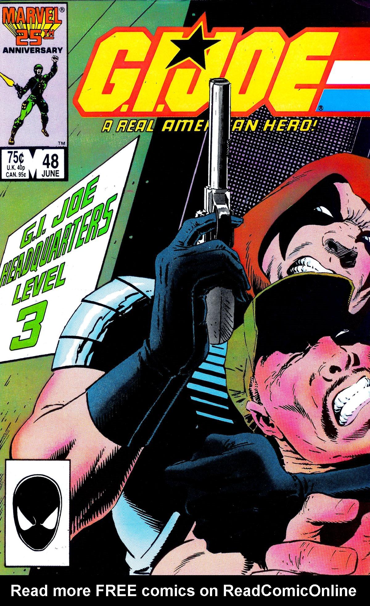 G.I. Joe: A Real American Hero 48 Page 1