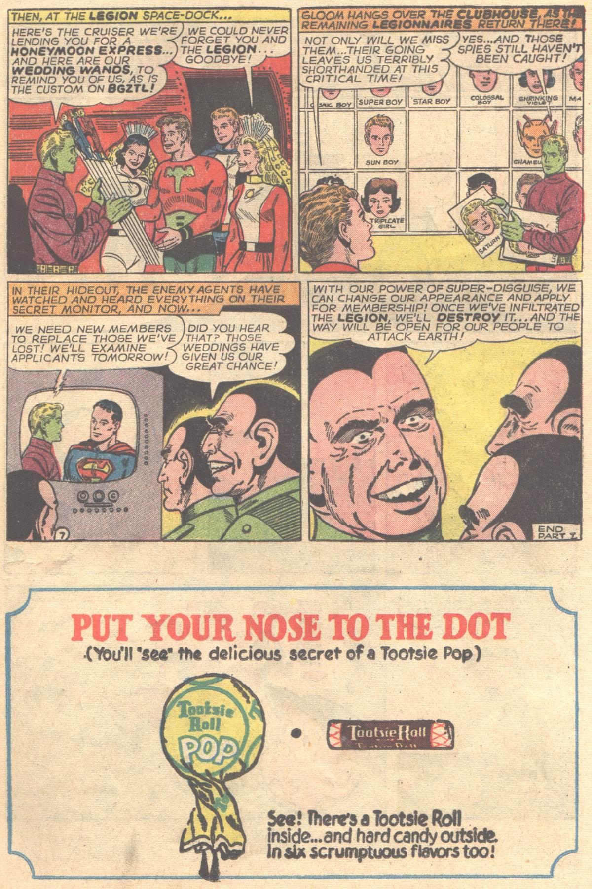 Read online Adventure Comics (1938) comic -  Issue #337 - 9