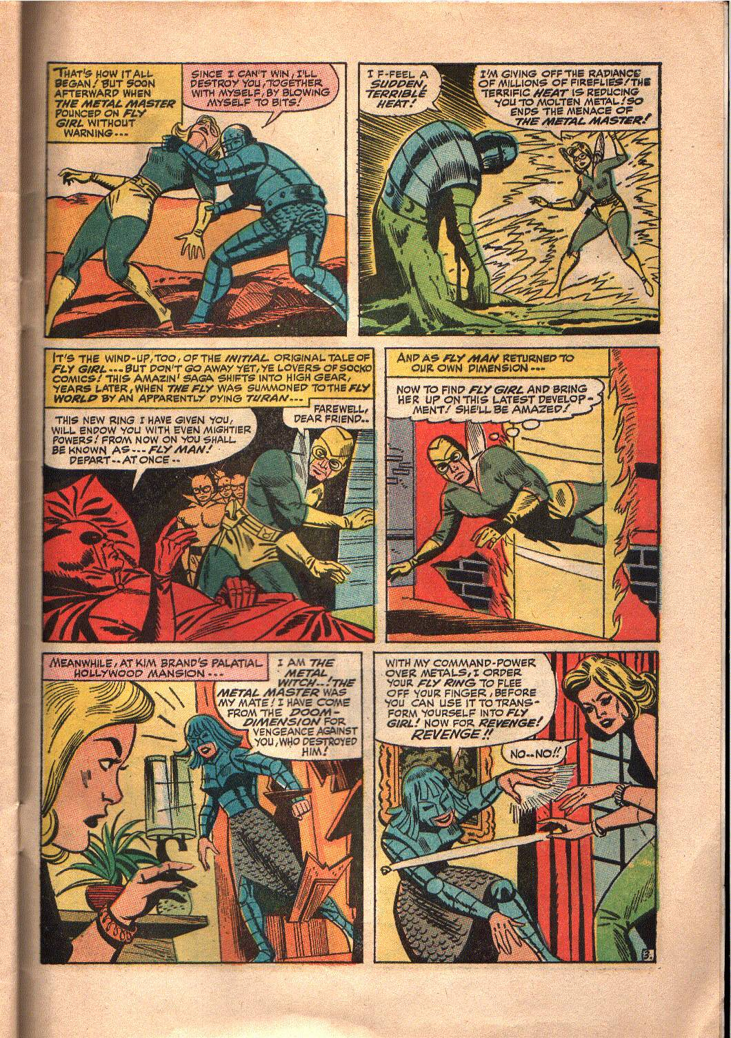 The Mighty Crusaders (1965) Issue #7 #7 - English 24