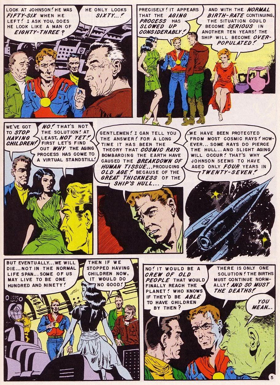 Weird Fantasy (1951) issue 11 - Page 7