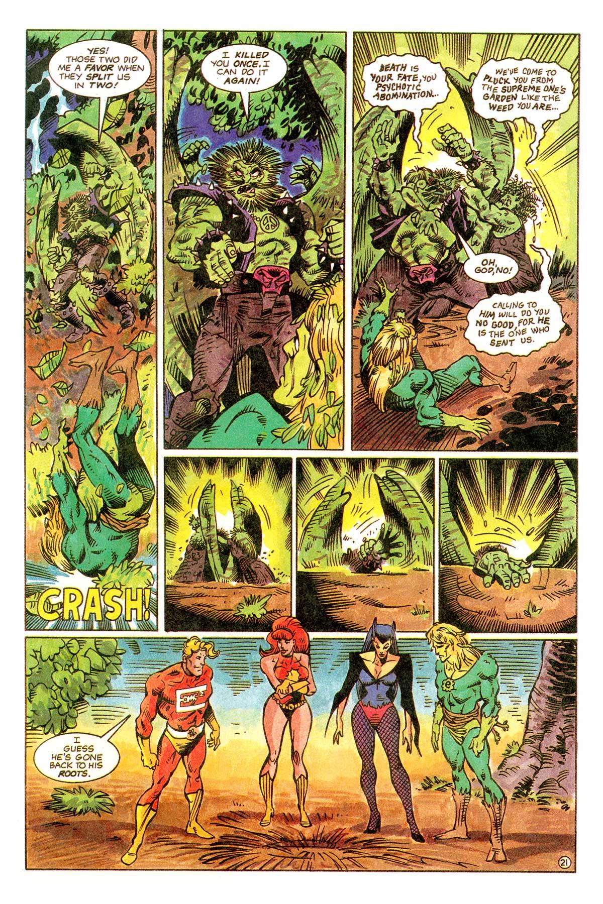 Read online E-man (1993) comic -  Issue # Full - 24
