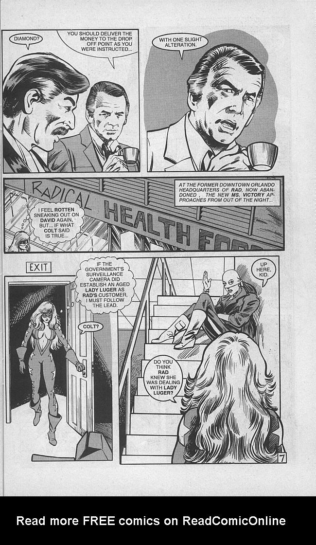 Femforce Issue #46 #46 - English 9