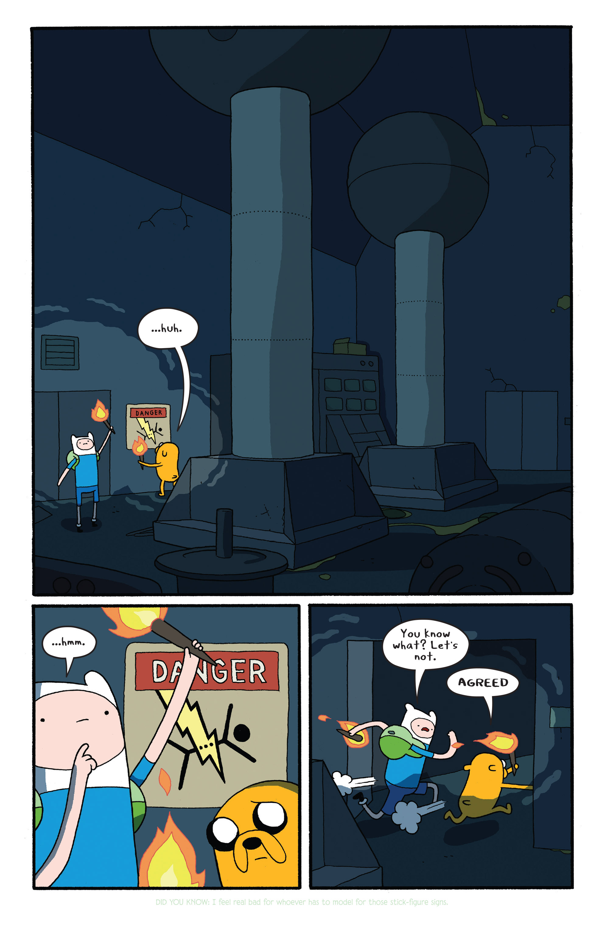 Read online Adventure Time comic -  Issue #Adventure Time _TPB 6 - 45
