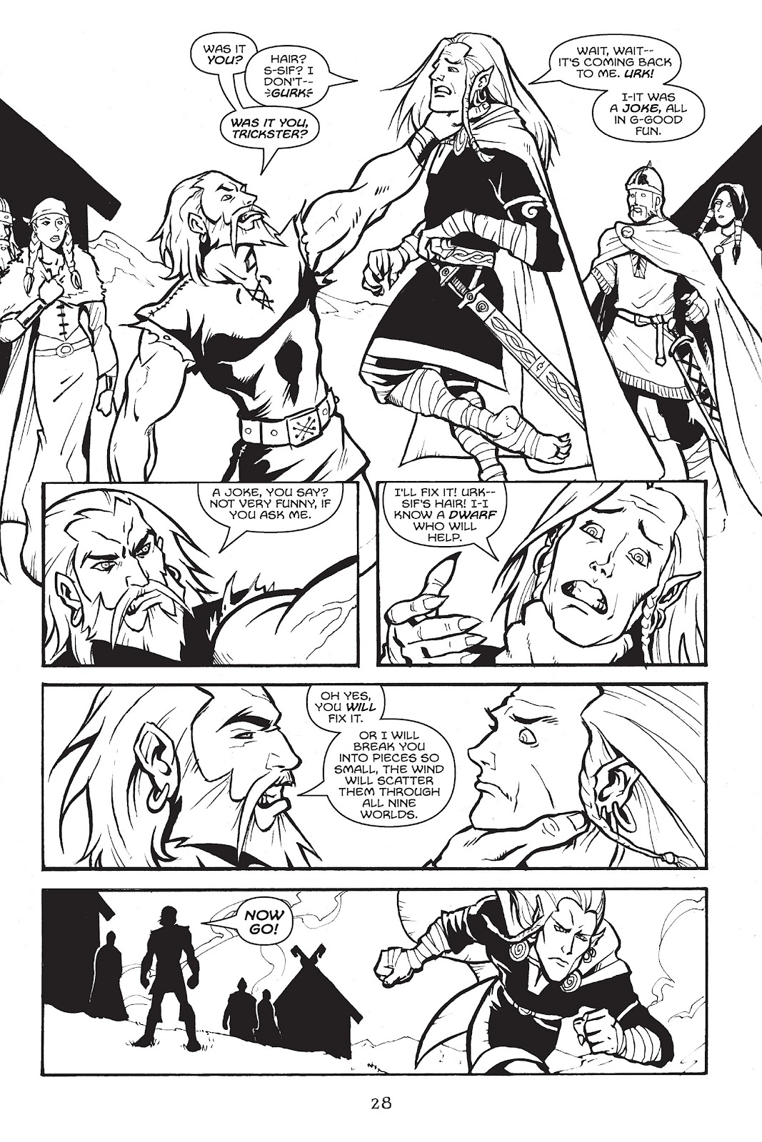 Read online Gods of Asgard comic -  Issue # TPB (Part 1) - 29