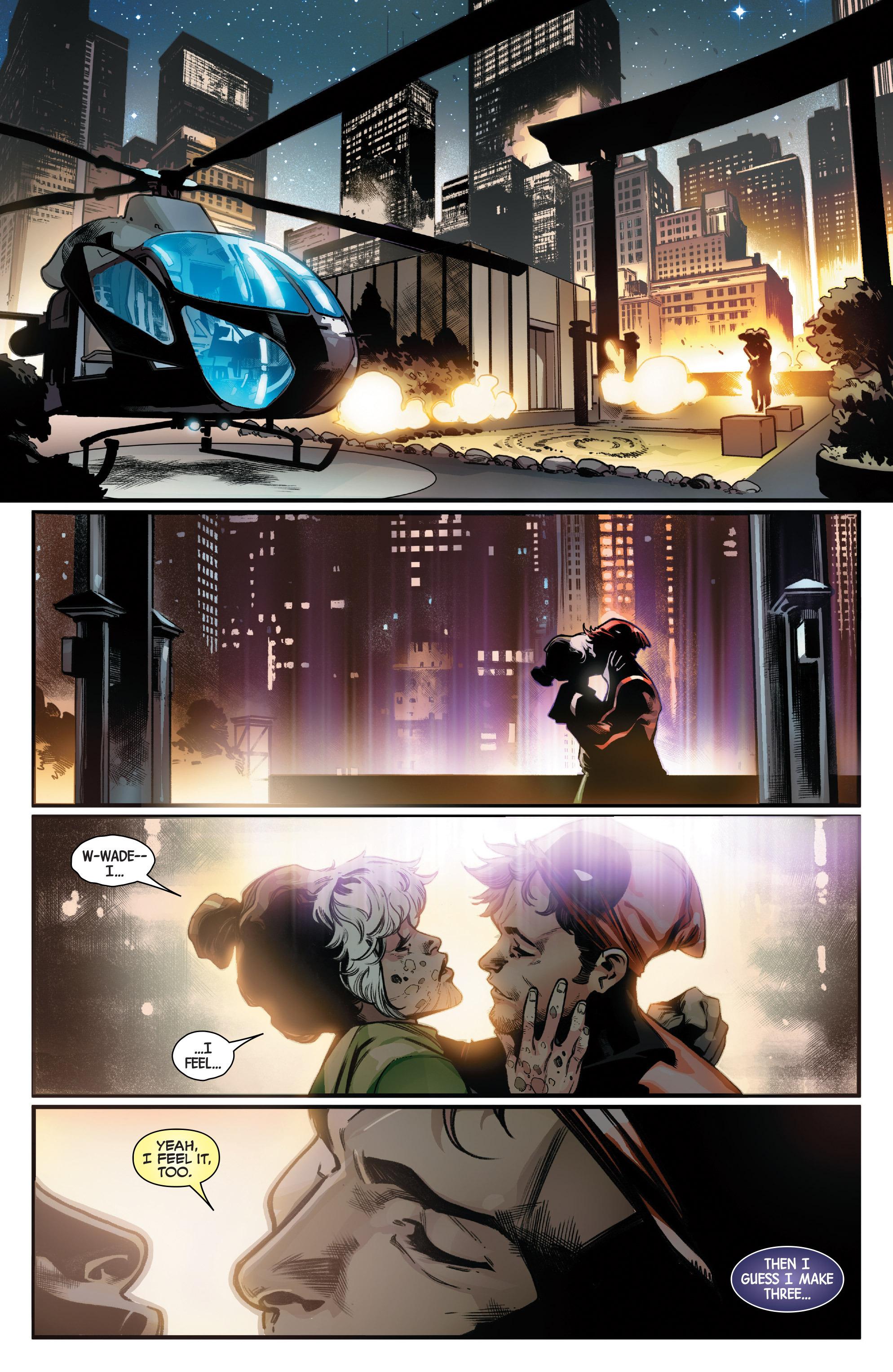 Read online Uncanny Avengers [II] comic -  Issue #22 - 21